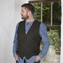 Men's Irish vest