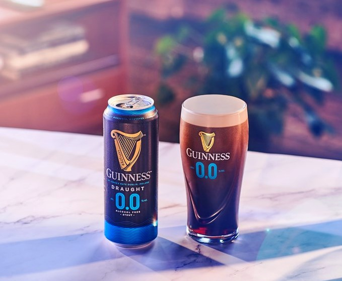Guinness non-alcohol