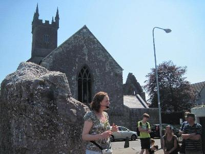 Ennis walking tour